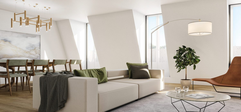 Sala duplex / Living room duplex
